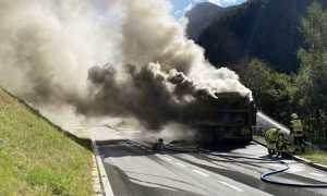 camion fuoco sempione