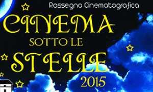 corta Locandina Cinema Sotto le Stelle