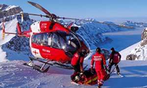 corta elicottero svizzero soccorso