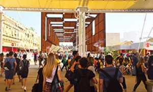 corta expo milano 2015 padiglione brasile