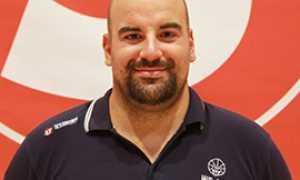 corta fioravanti nuovo coach basket domo