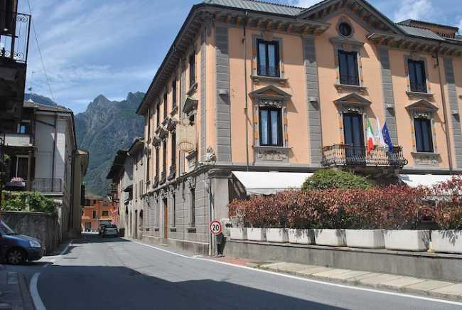 ornavasso Palazzo Bianchetti