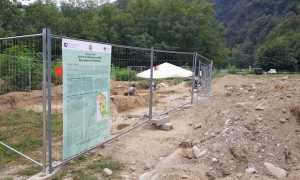 ornavasso scavi archologici