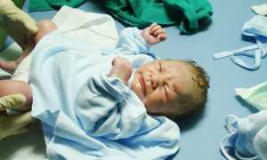ospedale punto nascite bambino