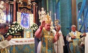 vescovo madonna re